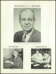 Page 8, 1954 Edition, Meadville Area High School - Red and Black Yearbook (Meadville, PA) online yearbook collection