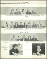 Page 10, 1955 Edition, Meadville Area High School - Red and Black Yearbook (Meadville, PA) online yearbook collection