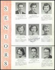 Page 11, 1955 Edition, Meadville Area High School - Red and Black Yearbook (Meadville, PA) online yearbook collection