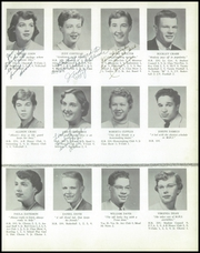 Page 15, 1955 Edition, Meadville Area High School - Red and Black Yearbook (Meadville, PA) online yearbook collection
