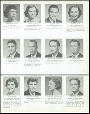 Page 17, 1955 Edition, Meadville Area High School - Red and Black Yearbook (Meadville, PA) online yearbook collection