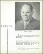Page 7, 1955 Edition, Meadville Area High School - Red and Black Yearbook (Meadville, PA) online yearbook collection