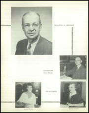 Page 8, 1955 Edition, Meadville Area High School - Red and Black Yearbook (Meadville, PA) online yearbook collection