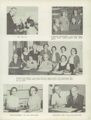 Page 11, 1957 Edition, Meadville Area High School - Red and Black Yearbook (Meadville, PA) online yearbook collection