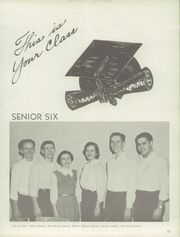 Page 17, 1957 Edition, Meadville Area High School - Red and Black Yearbook (Meadville, PA) online yearbook collection