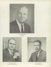 Page 9, 1957 Edition, Meadville Area High School - Red and Black Yearbook (Meadville, PA) online yearbook collection