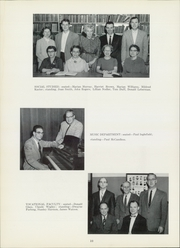 Page 14, 1958 Edition, Meadville Area High School - Red and Black Yearbook (Meadville, PA) online yearbook collection