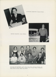 Page 15, 1958 Edition, Meadville Area High School - Red and Black Yearbook (Meadville, PA) online yearbook collection