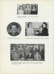 Page 16, 1958 Edition, Meadville Area High School - Red and Black Yearbook (Meadville, PA) online yearbook collection