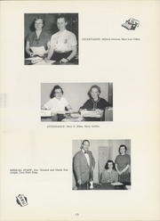 Page 17, 1958 Edition, Meadville Area High School - Red and Black Yearbook (Meadville, PA) online yearbook collection