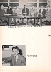 Page 10, 1958 Edition, Franklin Regional High School - Quill Yearbook (Murrysville, PA) online yearbook collection
