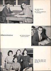 Page 11, 1958 Edition, Franklin Regional High School - Quill Yearbook (Murrysville, PA) online yearbook collection