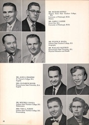 Page 14, 1958 Edition, Franklin Regional High School - Quill Yearbook (Murrysville, PA) online yearbook collection