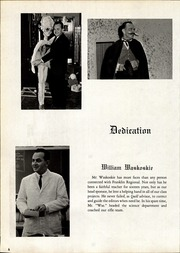 Page 10, 1967 Edition, Franklin Regional High School - Quill Yearbook (Murrysville, PA) online yearbook collection