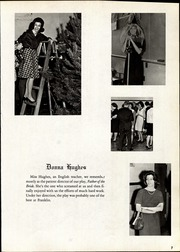 Page 11, 1967 Edition, Franklin Regional High School - Quill Yearbook (Murrysville, PA) online yearbook collection