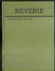 1965 Edition, Northwestern Lehigh High School - Reverie Yearbook (New Tripoli, PA)