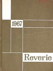 1967 Edition, Northwestern Lehigh High School - Reverie Yearbook (New Tripoli, PA)