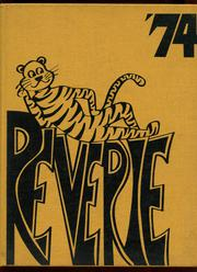 1974 Edition, Northwestern Lehigh High School - Reverie Yearbook (New Tripoli, PA)