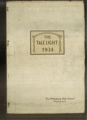 Page 1, 1934 Edition, Philipsburg Osceola Area High School - Mountaineer Yearbook (Philipsburg, PA) online yearbook collection