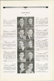 Page 13, 1934 Edition, Philipsburg Osceola Area High School - Mountaineer Yearbook (Philipsburg, PA) online yearbook collection