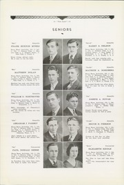 Page 16, 1934 Edition, Philipsburg Osceola Area High School - Mountaineer Yearbook (Philipsburg, PA) online yearbook collection
