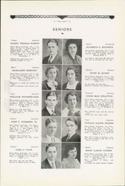 Page 17, 1934 Edition, Philipsburg Osceola Area High School - Mountaineer Yearbook (Philipsburg, PA) online yearbook collection