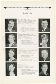 Page 7, 1934 Edition, Philipsburg Osceola Area High School - Mountaineer Yearbook (Philipsburg, PA) online yearbook collection