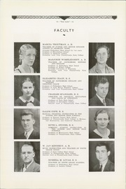 Page 8, 1934 Edition, Philipsburg Osceola Area High School - Mountaineer Yearbook (Philipsburg, PA) online yearbook collection