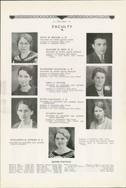 Page 9, 1934 Edition, Philipsburg Osceola Area High School - Mountaineer Yearbook (Philipsburg, PA) online yearbook collection