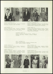 Page 15, 1945 Edition, Philipsburg Osceola Area High School - Mountaineer Yearbook (Philipsburg, PA) online yearbook collection