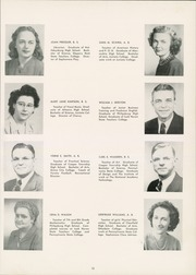 Page 17, 1948 Edition, Philipsburg Osceola Area High School - Mountaineer Yearbook (Philipsburg, PA) online yearbook collection