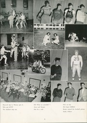 Page 9, 1949 Edition, Philipsburg Osceola Area High School - Mountaineer Yearbook (Philipsburg, PA) online yearbook collection