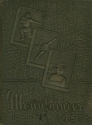 Page 1, 1951 Edition, Philipsburg Osceola Area High School - Mountaineer Yearbook (Philipsburg, PA) online yearbook collection