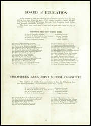 Page 10, 1951 Edition, Philipsburg Osceola Area High School - Mountaineer Yearbook (Philipsburg, PA) online yearbook collection