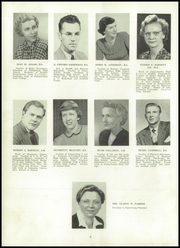 Page 12, 1951 Edition, Philipsburg Osceola Area High School - Mountaineer Yearbook (Philipsburg, PA) online yearbook collection