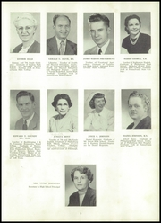 Page 13, 1951 Edition, Philipsburg Osceola Area High School - Mountaineer Yearbook (Philipsburg, PA) online yearbook collection
