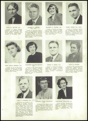 Page 15, 1951 Edition, Philipsburg Osceola Area High School - Mountaineer Yearbook (Philipsburg, PA) online yearbook collection