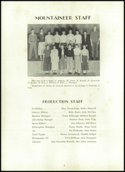 Page 6, 1951 Edition, Philipsburg Osceola Area High School - Mountaineer Yearbook (Philipsburg, PA) online yearbook collection