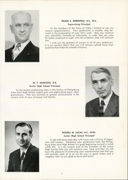 Page 11, 1954 Edition, Philipsburg Osceola Area High School - Mountaineer Yearbook (Philipsburg, PA) online yearbook collection