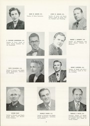 Page 12, 1954 Edition, Philipsburg Osceola Area High School - Mountaineer Yearbook (Philipsburg, PA) online yearbook collection