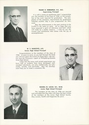 Page 11, 1956 Edition, Philipsburg Osceola Area High School - Mountaineer Yearbook (Philipsburg, PA) online yearbook collection