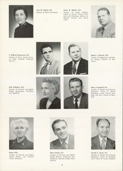Page 12, 1956 Edition, Philipsburg Osceola Area High School - Mountaineer Yearbook (Philipsburg, PA) online yearbook collection