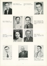 Page 13, 1956 Edition, Philipsburg Osceola Area High School - Mountaineer Yearbook (Philipsburg, PA) online yearbook collection