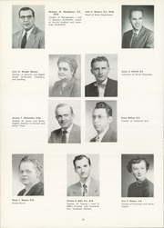 Page 14, 1956 Edition, Philipsburg Osceola Area High School - Mountaineer Yearbook (Philipsburg, PA) online yearbook collection