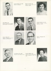 Page 15, 1956 Edition, Philipsburg Osceola Area High School - Mountaineer Yearbook (Philipsburg, PA) online yearbook collection