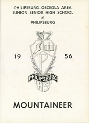 Page 5, 1956 Edition, Philipsburg Osceola Area High School - Mountaineer Yearbook (Philipsburg, PA) online yearbook collection