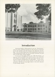 Page 6, 1956 Edition, Philipsburg Osceola Area High School - Mountaineer Yearbook (Philipsburg, PA) online yearbook collection