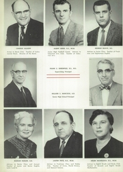 Page 10, 1957 Edition, Philipsburg Osceola Area High School - Mountaineer Yearbook (Philipsburg, PA) online yearbook collection