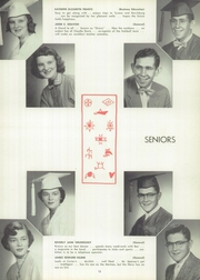 Page 17, 1957 Edition, Philipsburg Osceola Area High School - Mountaineer Yearbook (Philipsburg, PA) online yearbook collection