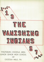 Page 5, 1957 Edition, Philipsburg Osceola Area High School - Mountaineer Yearbook (Philipsburg, PA) online yearbook collection